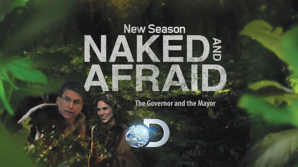Commit naked and afraid