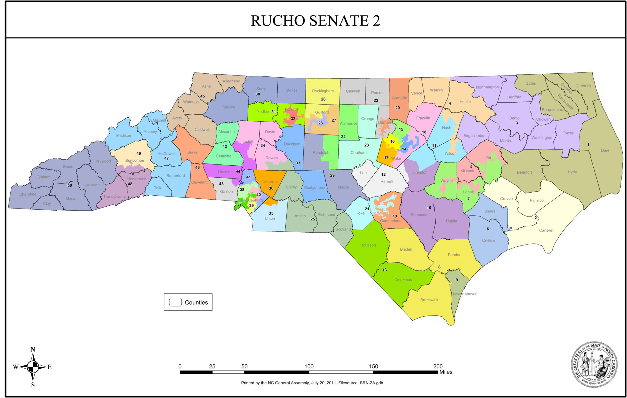 Turnout Will Suffer In NCGA Election Court Admits Carolina - Election turn out us map