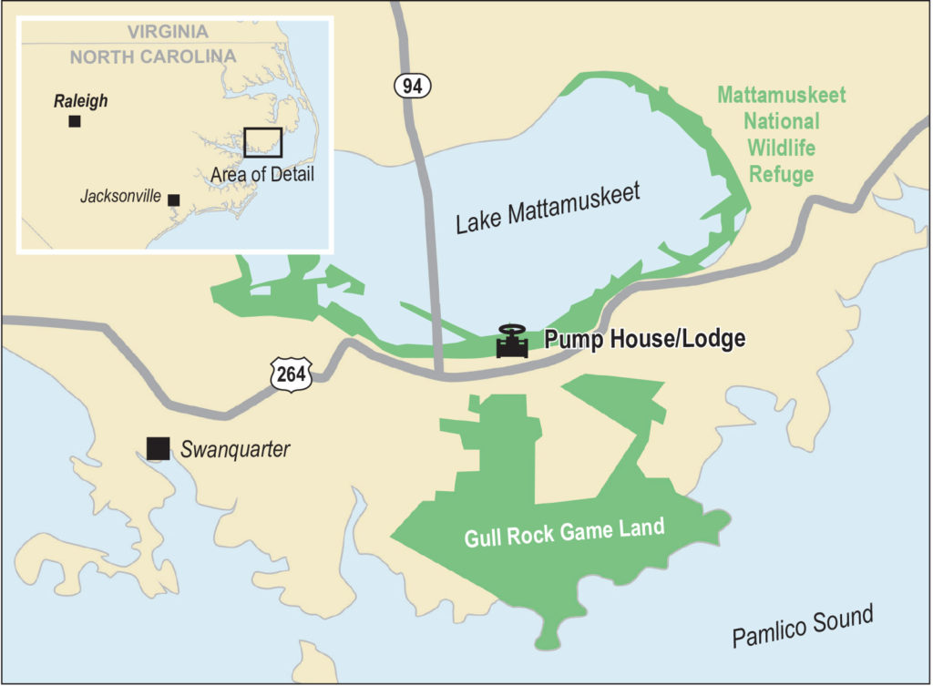State May Turn Mattamuskeet Lodge Over To Private Party Carolina