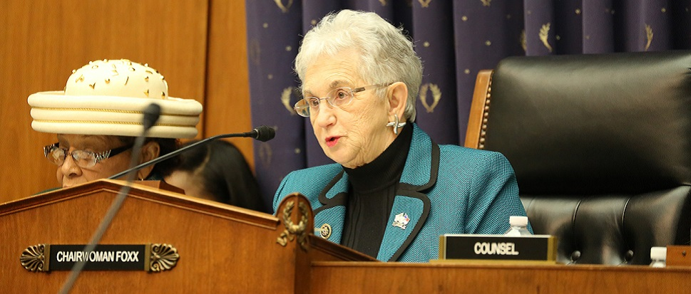 Rep. Virginia Foxx, R-5th District (Photo from Rep. Foxx's website)