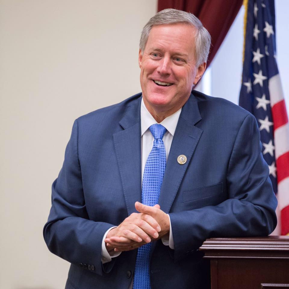 Rep. Mark Meadows, R-11th District. (From Rep. Meadows' Facebook page)