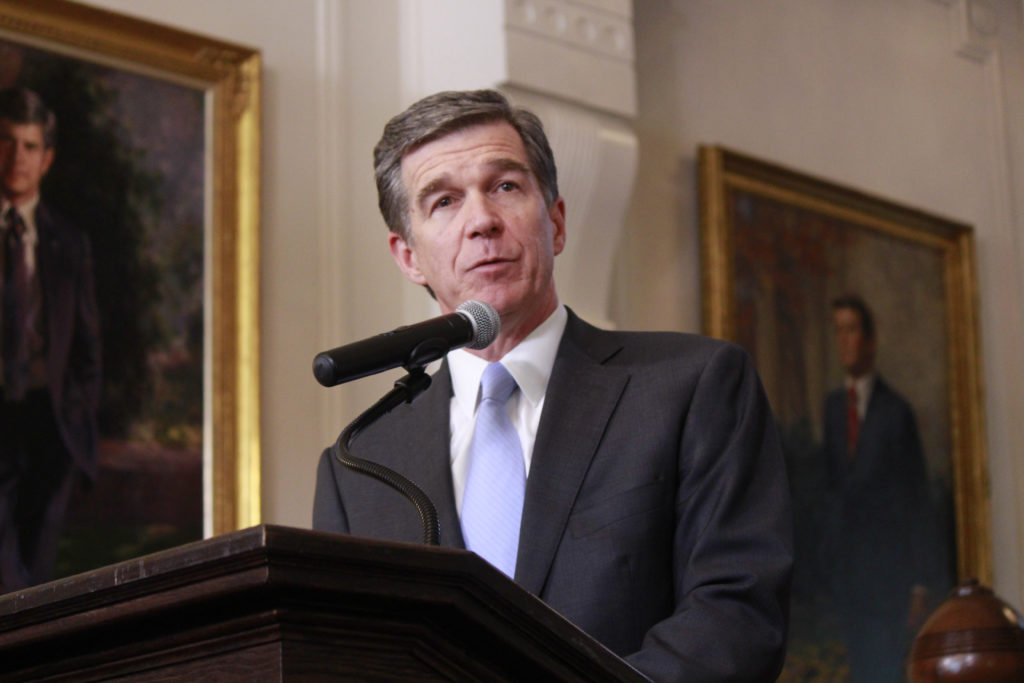 Gov. Roy Cooper (CJ file photo by Kari Travis)
