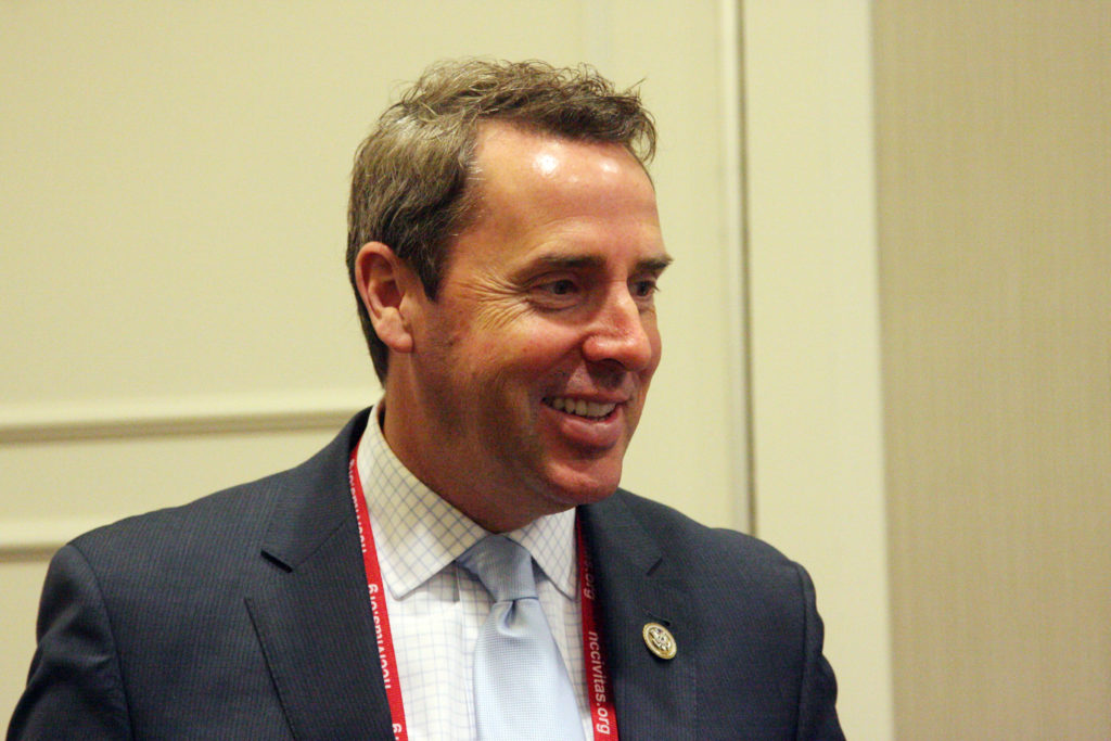 U.S. Rep. Mark Walker, R-6th District, in 2017. (CJ file photo)