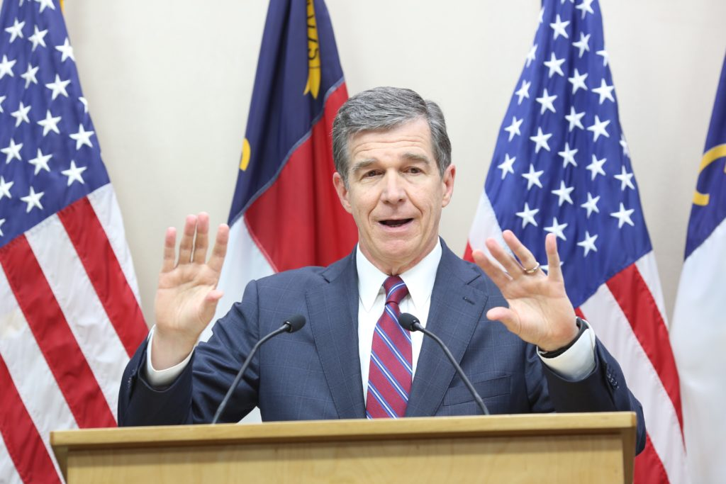 Gov. Roy Cooper (CJ file photo)