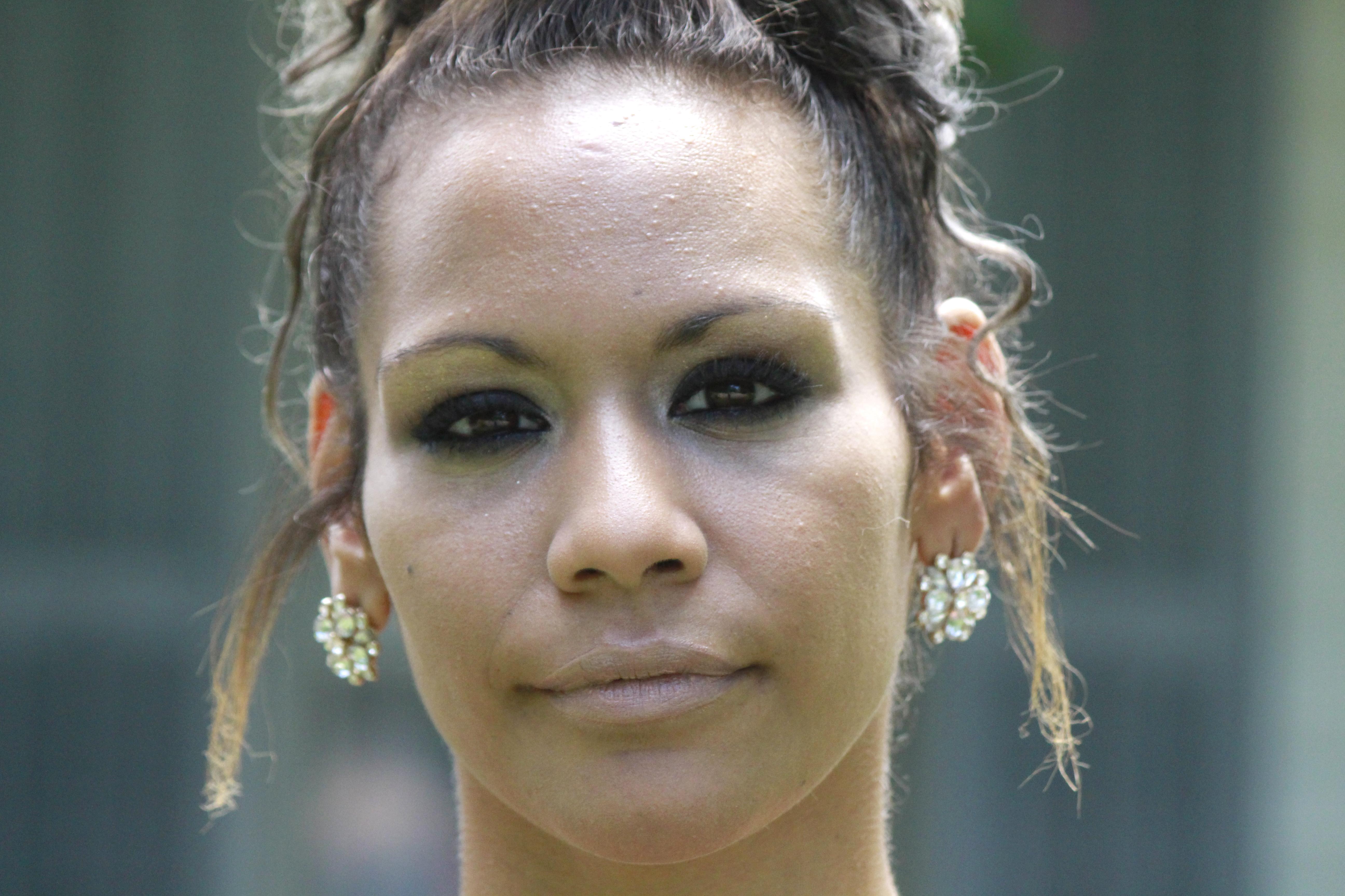Sex trafficking victim dissociative disorder person