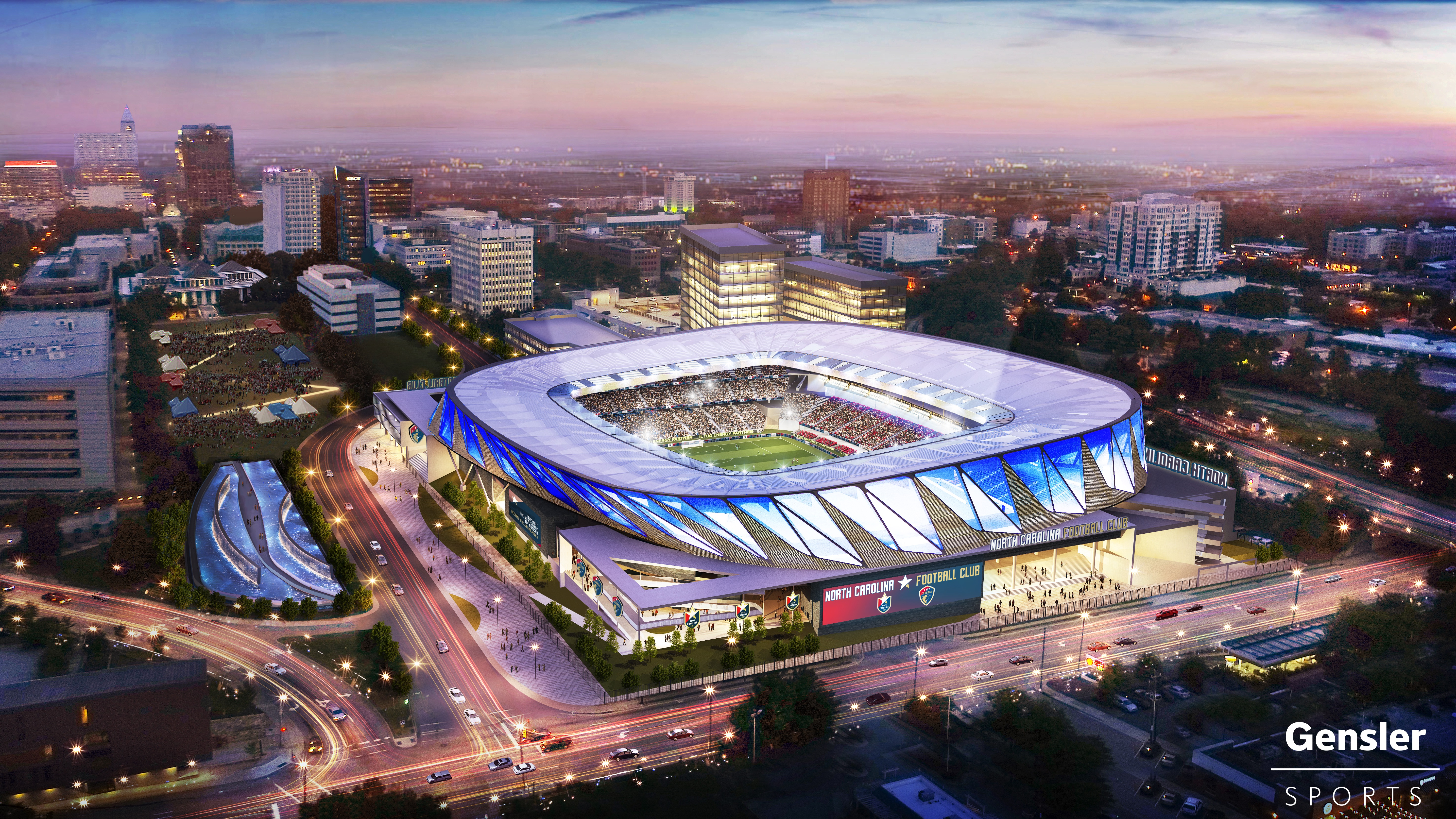 Mls Stadium Plans For Charlotte Raleigh About To Flop Carolina
