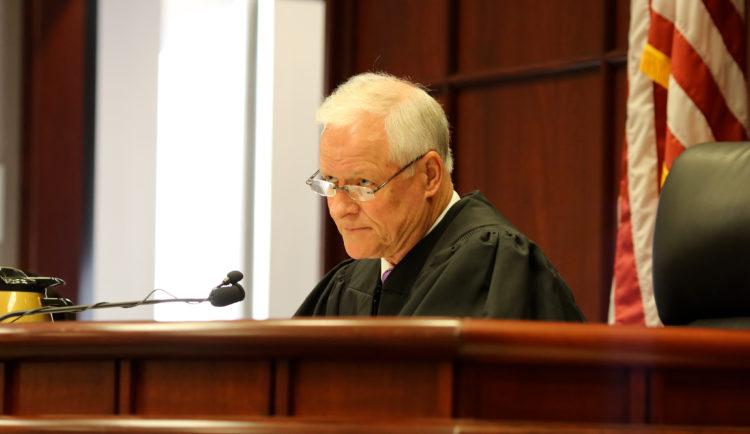 Retiring Superior Court Judge Donald Stephens (CJ file photo)