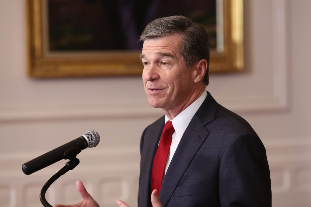 Gov. Roy Cooper in June 2017 (CJ file photo)