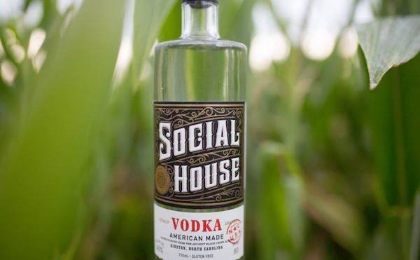 An owner of Social House Vodka, which got state money, says