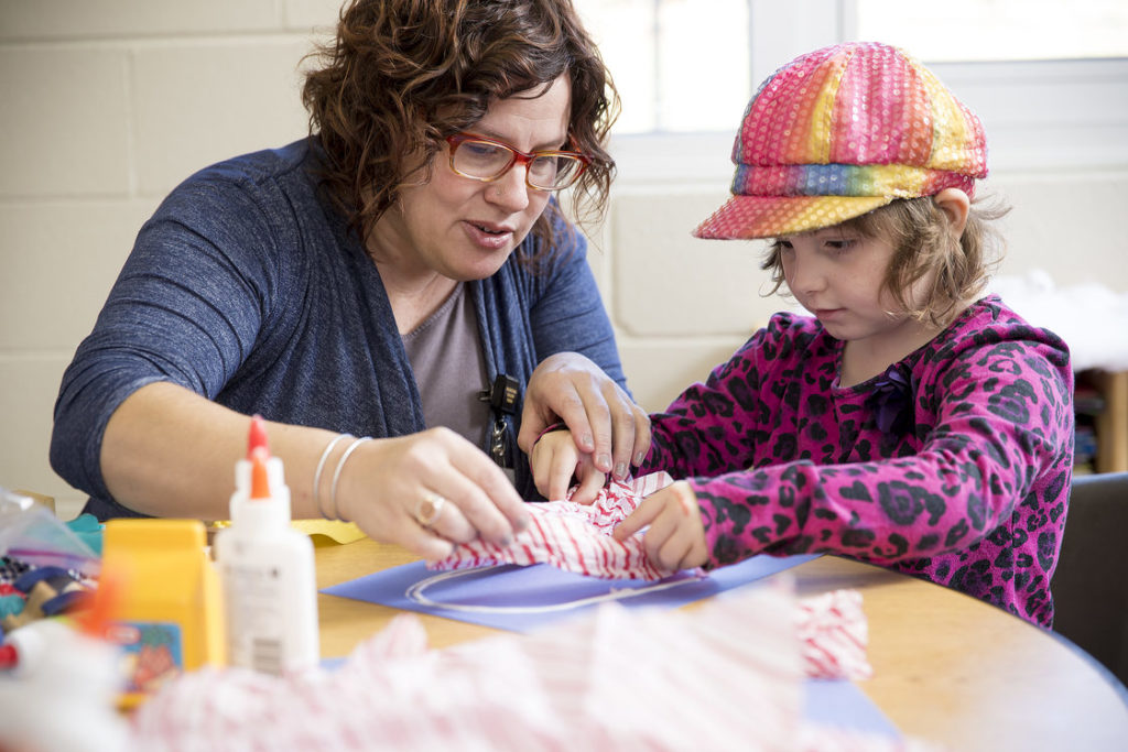 ABC of North Carolina offers educational and developmental services to people on the autism spectrum. (Photo from ABC of NC website)
