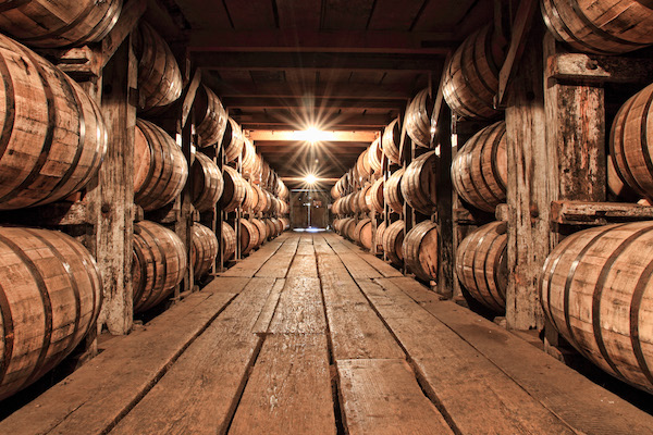 (Photo courtesy of Buffalo Trace Distillery)
