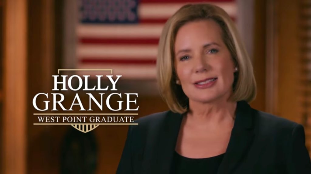 Rep. Holly Grange, R-New Hanover, announced her 2020 run for governor with this campaign ad.