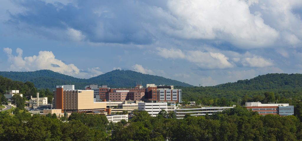 Mission Health in Asheville (Wiki Commons image)