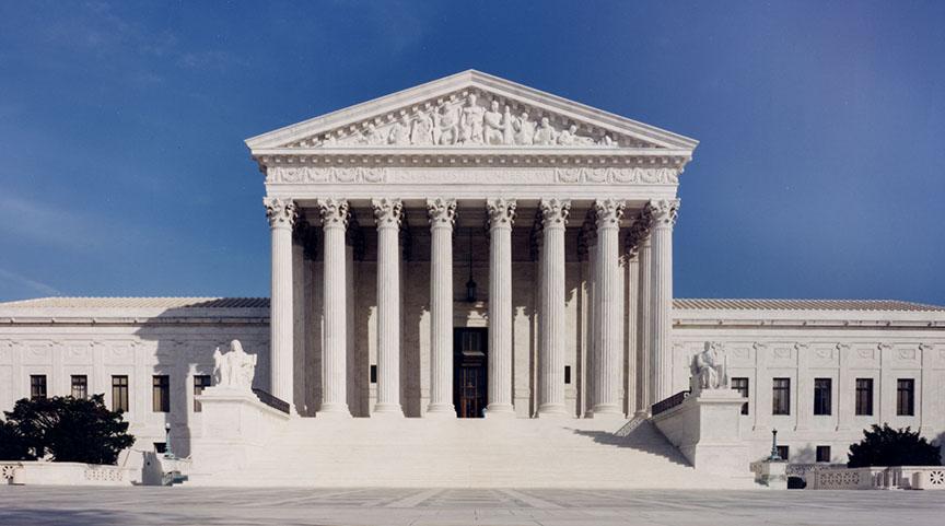 Photo courtesy U.S. Supreme Court website
