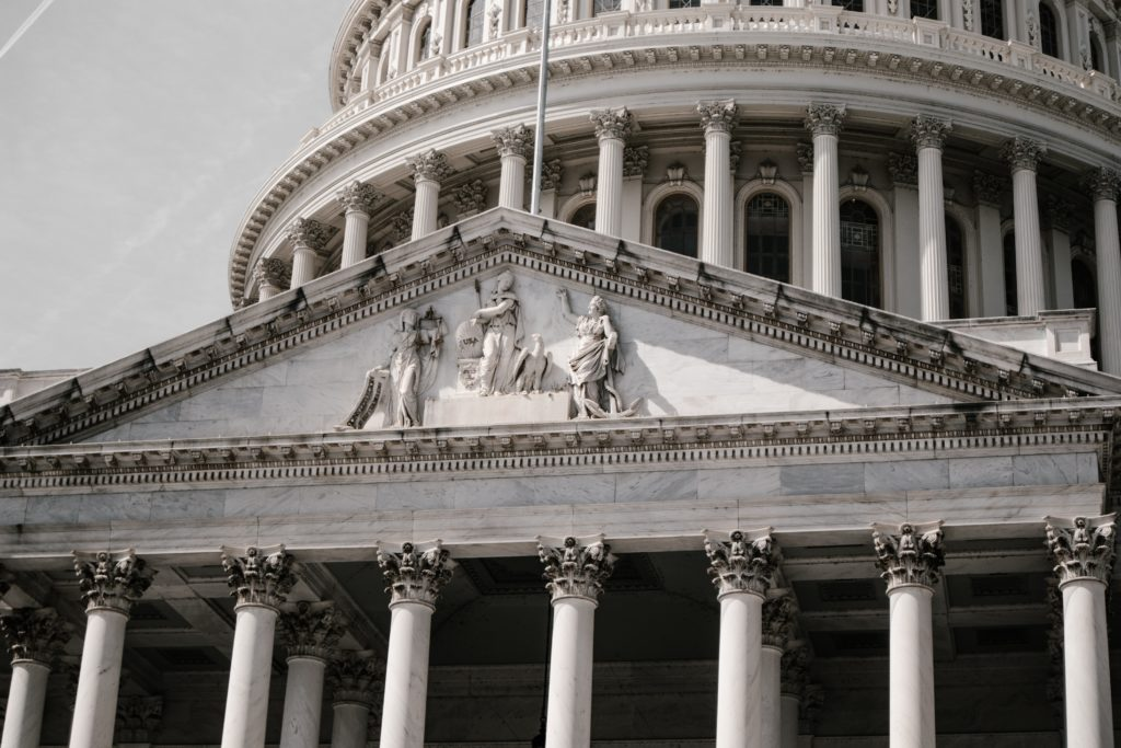 The United States Capitol Building in Washington, D.C. File