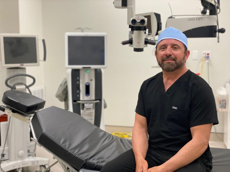 Dr. Jay Singleton can't perform a five-minute cataract surgery without admitting his patients to a hospital. (contributed photo)