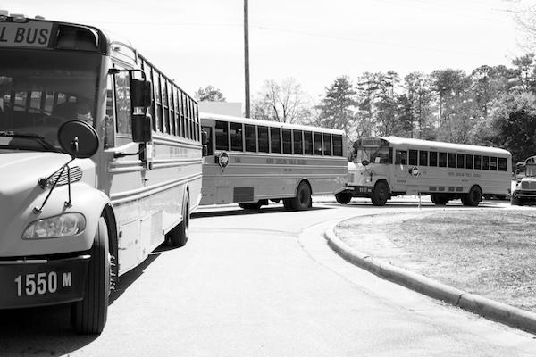 school buses, schools,