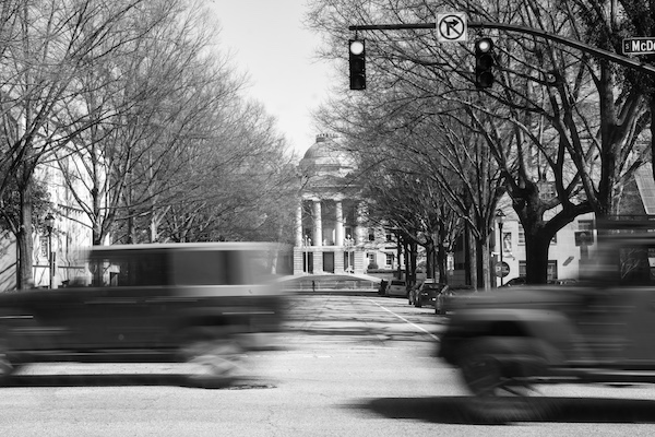 The old state Capitol in Raleigh. (CJ photo by Maya Reagan)