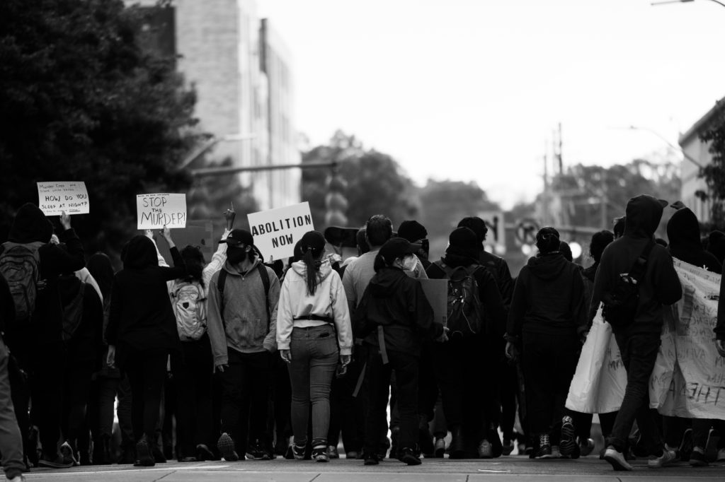 Anti-rioting legislation is being run while lawmakers continue to debate bills to both support law enforcement and shore up accountability for policing.(CJ photo  by Maya Reagan)
