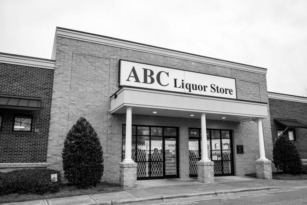 alcohol, liquor, ABC store