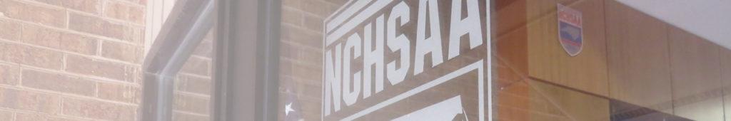 NCHSAA building exterior in Chapel Hill, NC via nchsaa.org