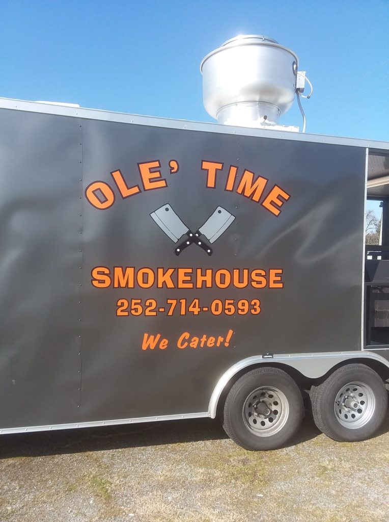 Photo from Ole Time Smokehouse Facebook page