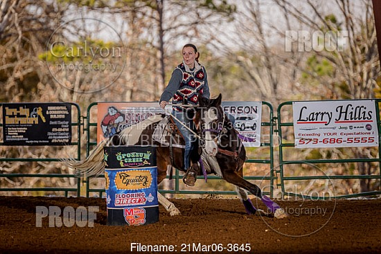 03-06-21 Equatic Barrel Race