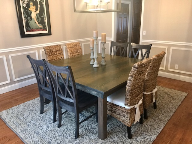 When To Use A Square Dining Room Table James James