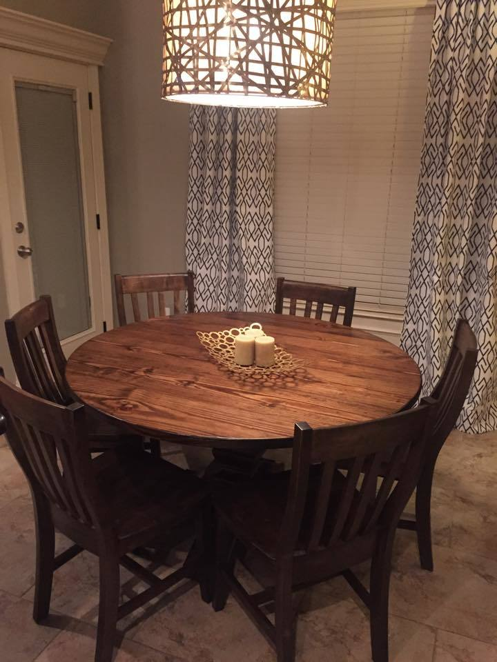 What Size Dining Table Seats 6 James James
