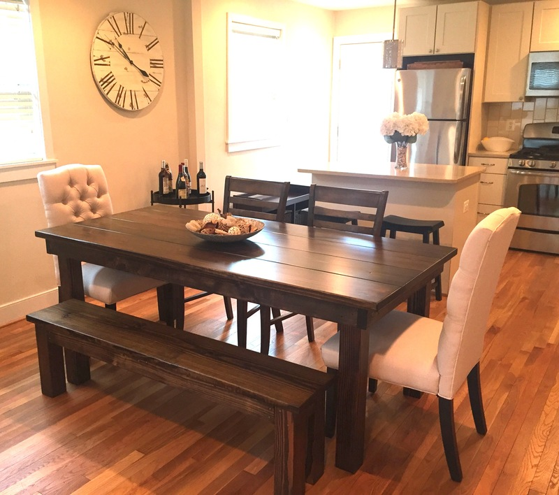 Dining Table Ideas For Light Wood Floors James James