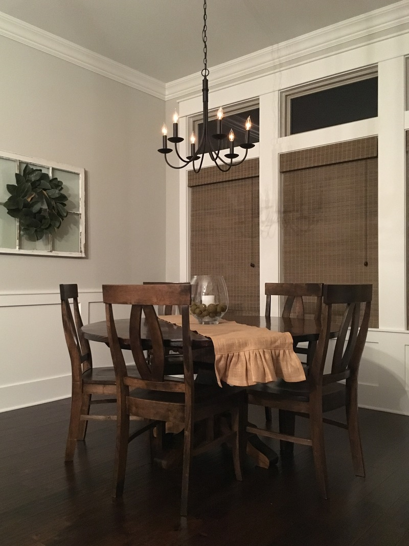 New handcrafted furniture here are four tips to help you decide on your dining room table finish colors when youre working with dark wood floors