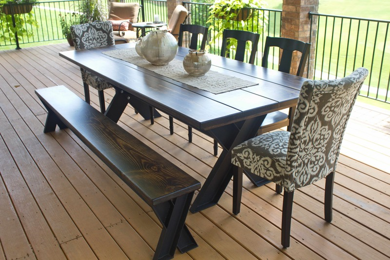 James+James Outdoor Furniture - James+James Custom Wood Furniture - James+James Furniture