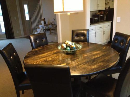 Charmant How To Decide Between A Round Or Square Dining Table