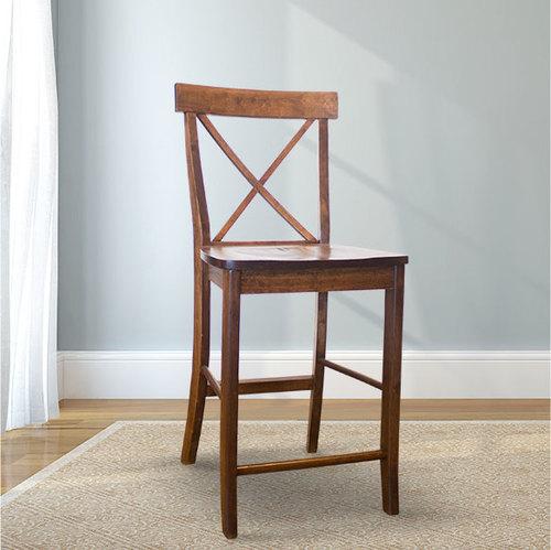 Groovy X Back Stool Creativecarmelina Interior Chair Design Creativecarmelinacom