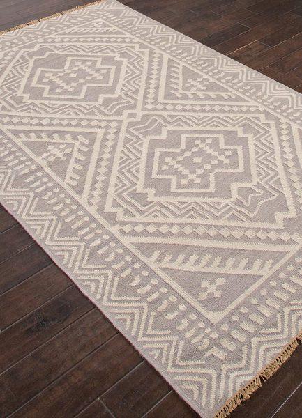 Batik Flat Weave Rug