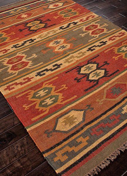 Bedouin Flat Weave Rug