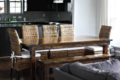 Farmhouse Table - James+James Furniture | Springdale, Arkansas