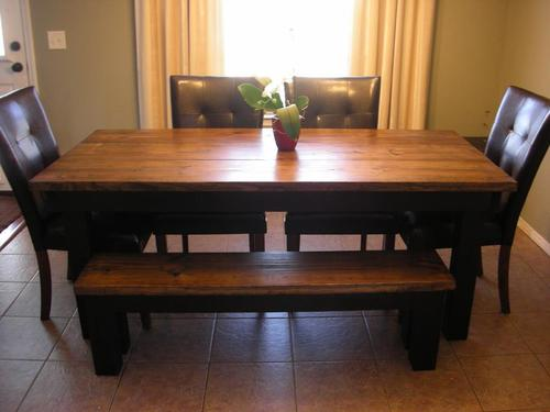 Farmhouse Table James James Furniture Springdale Arkansas