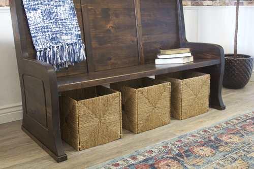 Fantastic Parish Pew Bench Cjindustries Chair Design For Home Cjindustriesco
