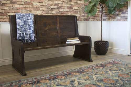 Cool Parish Pew Bench Cjindustries Chair Design For Home Cjindustriesco