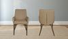 Beige Upholstery