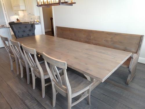 Vera Trestle Table