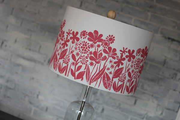 Field Flowers Table Lamp.