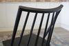 Modern Oak Windsor Dining Chair