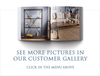 See Customer Pictures in our Customer Gallery - Click in the menu above