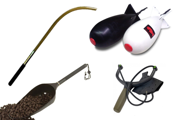 Carp bait applicators