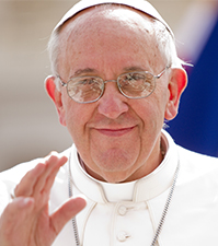 Author Pope Francis