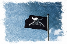 Brixham Pirate Flag