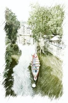 Totnes River - 2