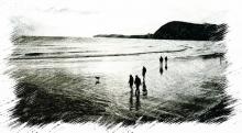 Sidmouth Beach Stroll